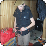 Sorting kit (crampons)